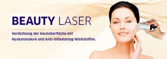 Beauty Laser von La Biocome bei Cosmetic Heidi Schwaiger in Salzburg