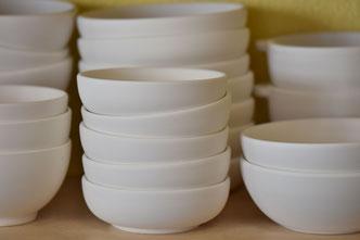 rohe Keramik - über 200 verschiedene Artikel stehen zur Auswahl!