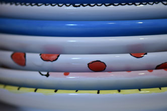 DIY - Keramik selber bemalen - Fotogalerie