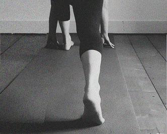 Card Lessen  Innerlijke Kracht Yoga Runners pose
