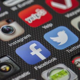 Social Media, facebook, Instagram, Spielerberater, coaching,