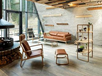 Gazzda-Möbel-der-Serie-Fawn-und-Dedo-im-Wohnzimmer