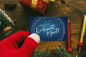 Treten Sie in Kontakt mit der Organisatorin des Weihnachtsmarkts