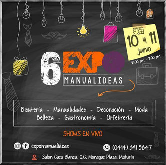 Expo Manualideas - 6ta Edición