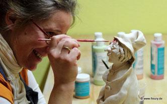 Keramik Fleury Herstellung