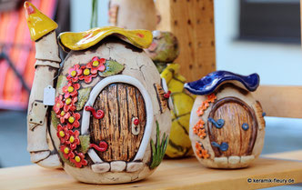 Keramik Spardosen