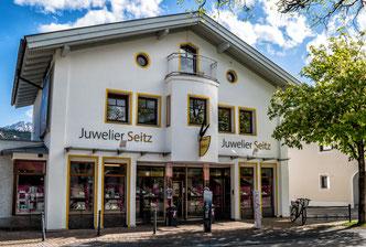 Juwelier Seitz Schmuck Uhr Reutte
