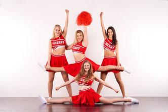 Cheerleeding Sportshow