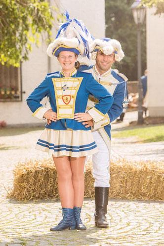 Michaela Ludwig und Daniel Dohmen, gleichzeitig auch unser Solo Tanzpaar