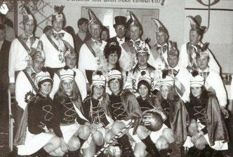 Bild: Karnevall Wünschendorf Erzgbebirge