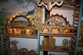 Bild: Holzschnitzkunst Schubert Wünschendorf