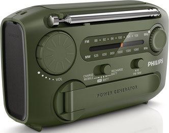 Philips AE 1120 Portable Radio