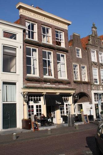 Ferienhaus Zeeland - Zierikzee Altstadt