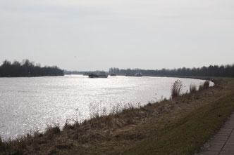 www.ferienhaus1.de  - Schelde-Rhein-Kanal
