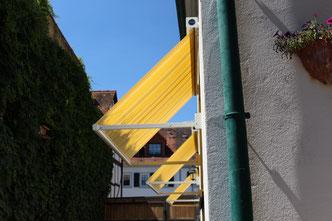 markilux 730 830 Fallarmmarkise Fink Markisen Sonnenschutz Markisen für Fenster in Babenhausen