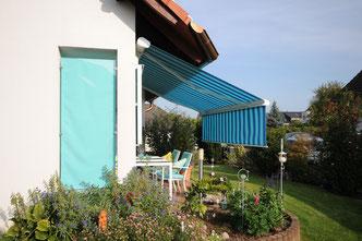 Fink markisen Sonnenschutz Markise in Seligenstadt mit SchattenPLUS markilux 5010