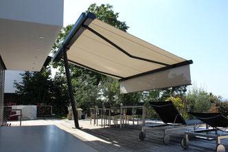 markilux Sonnensegel planet modern in Groß-Umstadt Markise