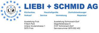 Liebi + Schmid AG, Schinznach