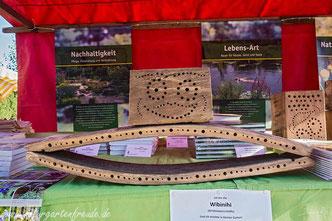 Wibinihi Wildbienennisthilfen Insektennisthilfen Insektenhotel  Reinhard Molke Faßdauben