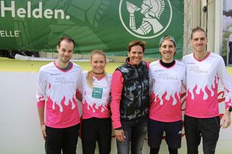 Vienna City Marathon, Hotel Vienna