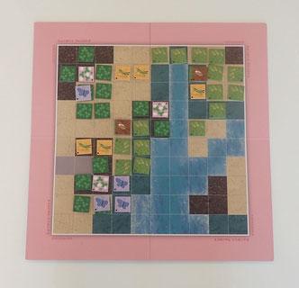「エコロジカル・シンキング ゲーム」ボード画像