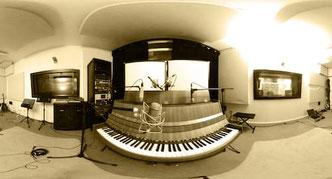Klavieraufnahmen im Tonstudio Berlin für Spatial Audio und VR Film