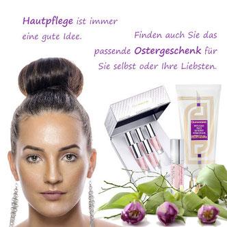 Exklusive der Channoine Hauptpflege zu attraktive Haut