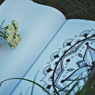 Kleurboek Mandala