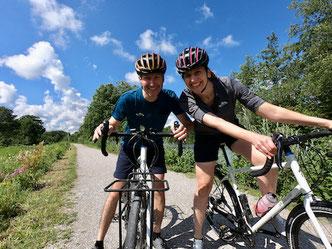 Bikepacking, Biketouring, Kontakt, Abruzzen