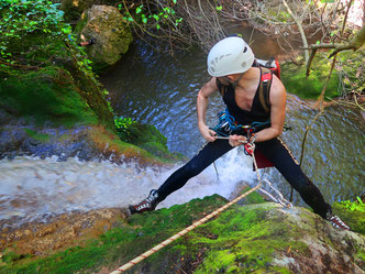 Canyoning Piscinas Irgas - Villacidro