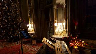 Live Muziek tijdens uw Kerstdiner