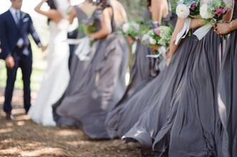 Huwelijksceremonie en sfeermuziek
