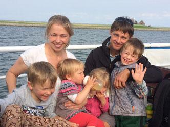 Familie Meesenburg - Ihre Gastgeber