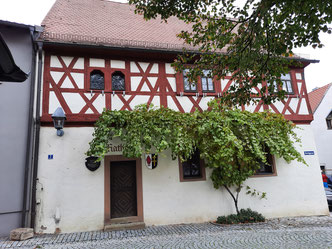 Rathaus von Neuses am Berg