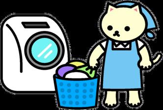布団のシーツを洗濯しよう / スリープキューブ和多屋