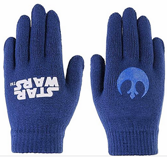 Star Wars Kinderhandschuh blau