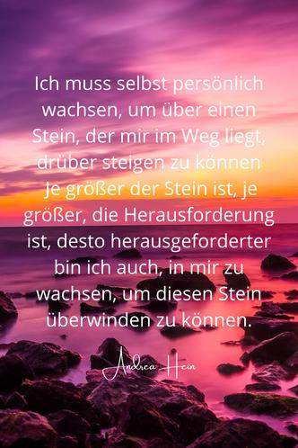 Zitat von Andrea Hein