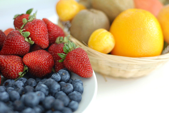 Alimentation variée et de saison