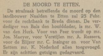 Eindhovensch dagblad 31-01-1924
