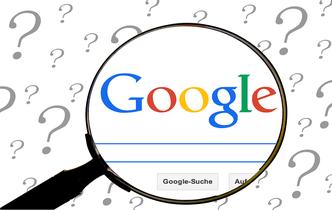 Nicht in Google gefuden