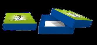 Verpackung schnell und preisbewusst einkaufen. Stülpschachteln einkaufen - Design durch uns