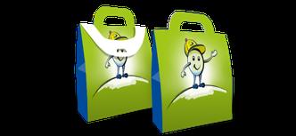 Verpackung schnell und preisbewusst einkaufen.