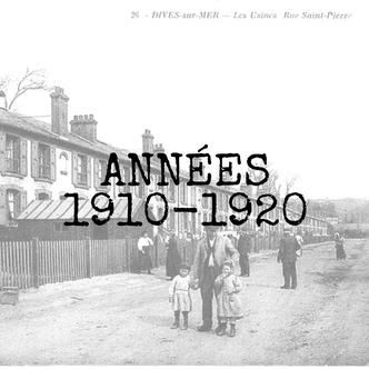 Années 1910-1920