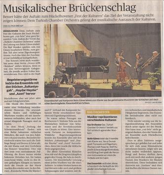 Rheinische Post 08.04.2014