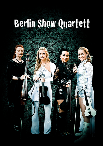 Multistyle string quartet based in Berlin - violin, viola and cello for events, shows with classical music, pop, filmmusic, rock