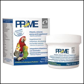 HARI PRIME Universal-Präparat zur Versorgung mit Vitaminen, Mineralien. Aminosäuren und Probiotik