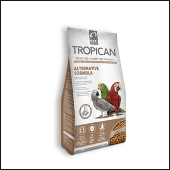 TROPICAN Alternative Formula für sensible Papageien