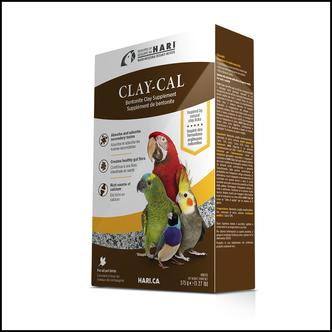 HARI CLAY-CAL mit Calcium angereichertes Bentonit zur Versorgung mit Calcium