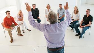 Moderation für Trainer, Berater, Lehrer, Professoren und Ehrenamtliche