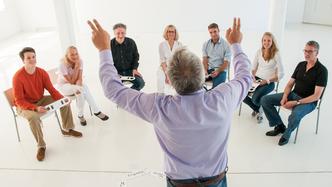 Positionierung Führung im Unternehmen